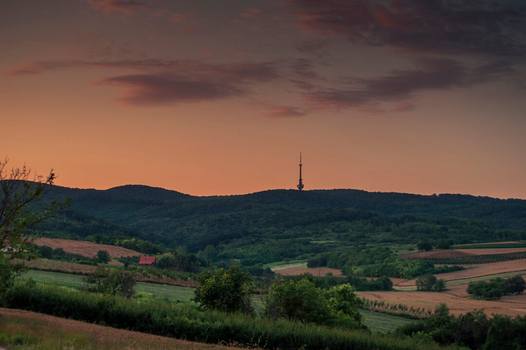 Lokacija Eko selo Ruža Vetrova